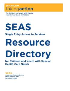 SEAS Resource Directory new cover