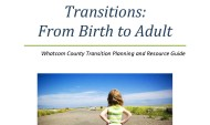 New 2013 County Transition Guide