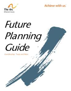 Future Planning cover