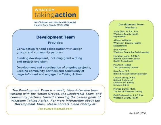 Development Team Page 2016-08-16