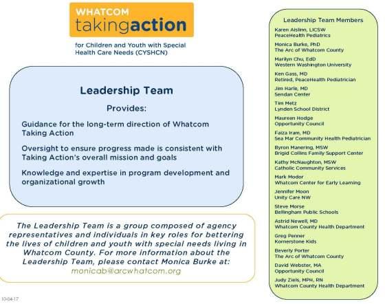 Leadership Team Page 2017-10-04