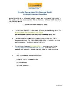 Medicaid - How to Change Managed Care Plan 2015-08-20_Page_1