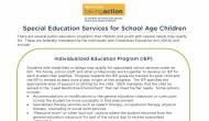 School Services for Children OverFive