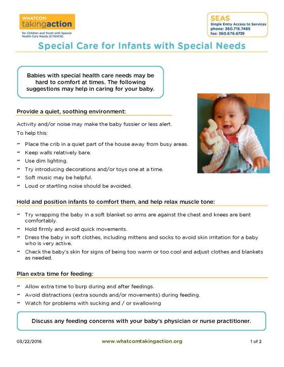 Special Care - Infants with Special Needs  2016-03-22_Page_1