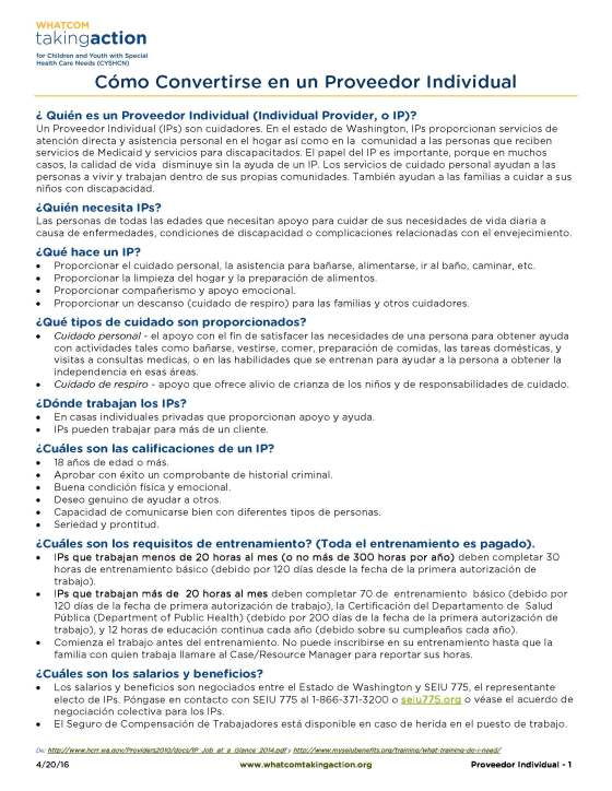Individual Provider (Spanish) 2016-04-20_Page_1