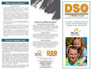 Down syndrome Outreach of WhatcomCounty