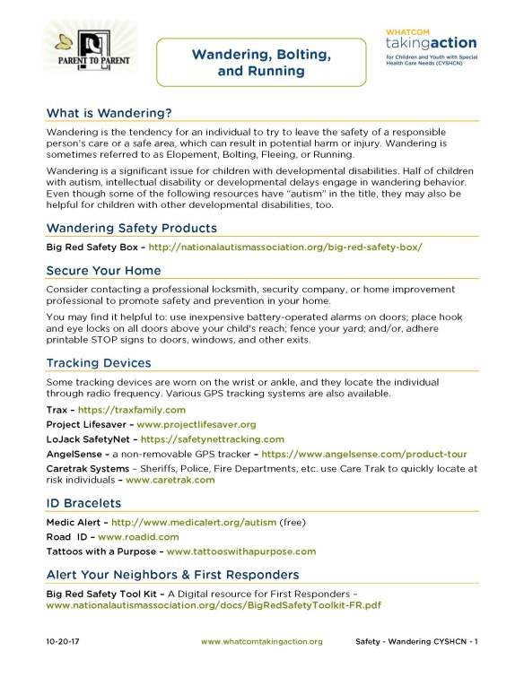 Support Resources | Whatcom Taking Action | Page 3