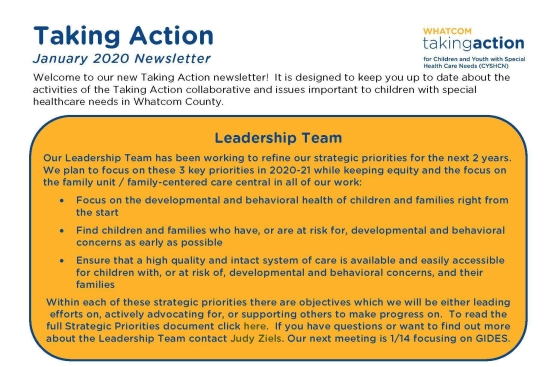 2020-01 Taking Action newsletter_Page_1